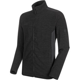 Mammut Yadkin ML Jacket Men black mélange-black
